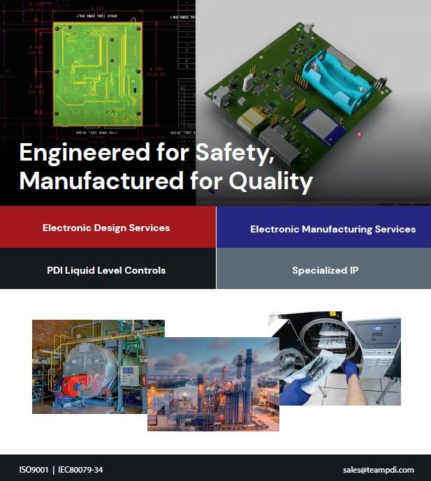 PDI Capabilities Brochure